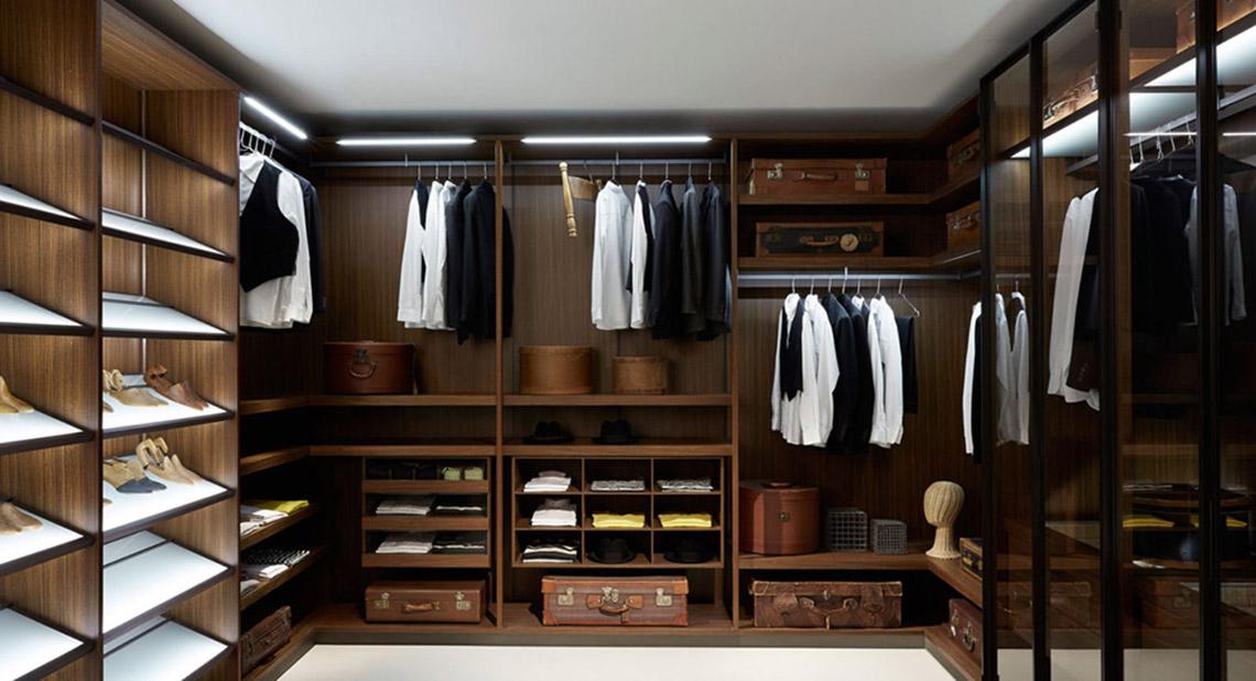 custom closets. WALK-IN CLOSETS Custom Closets