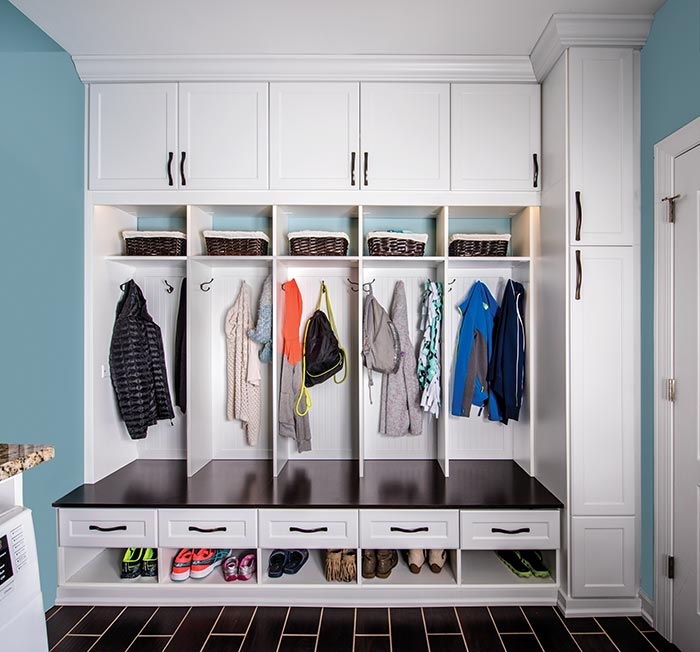 Mudroom Closet Amp Beyond