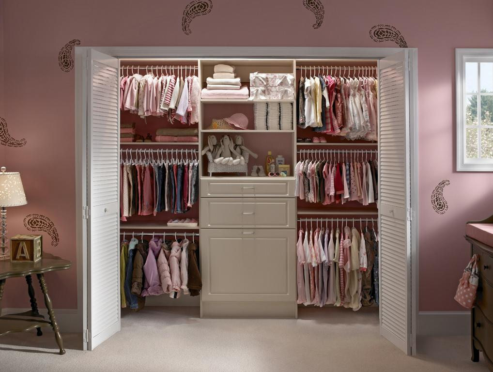 & Customize Closets Storage Solutions