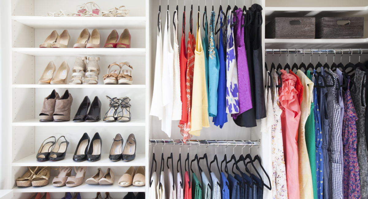 improve your closets