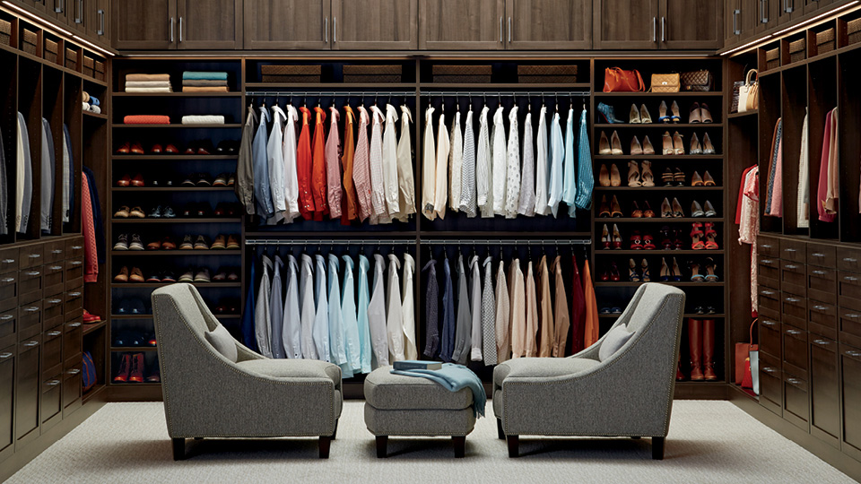 Reap Serious Benefits From Closet Remodeling